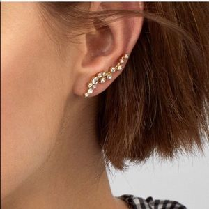 New BAUBLEBAR Farah Ear Crawlers